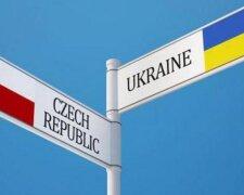 Чехия Украина
