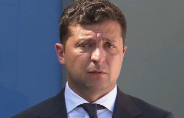 Владимир Зеленский, скрин