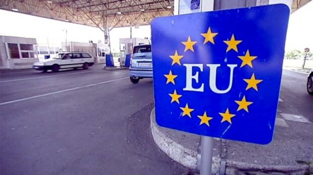 Як українці відреагували на відсутність безвізу (фото)