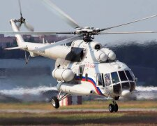 Вертолет- МИ-8 АМТ
