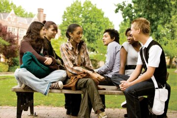 студенты иностранцы молодежь