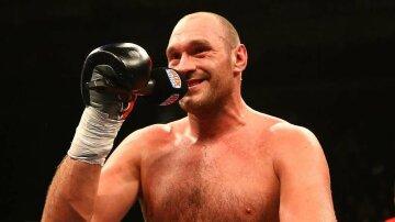 Ф'юрі назвав боксера, якого ненавидить: «я не бачив доказів, що він чоловік»