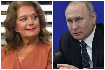 """Алферова внезапно похвалила Путина за диктаторство: """"Без этого Россия развалится"""""""