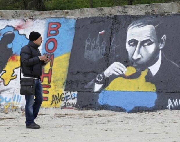 крым украина путин