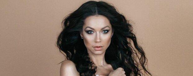 Голая Полина Логунова (Украинская Ведущая)