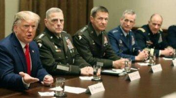 """США перебрасывают мощную военную силу к Украине, заявление Трампа: """"Это сигнал России..."""""""