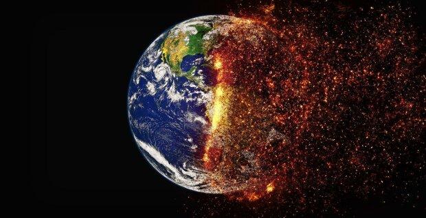 земля, глобальное потепление, планета