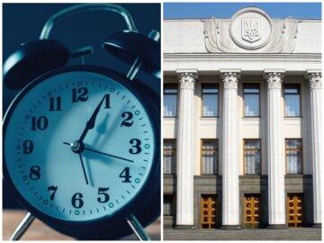 Час і Верховна Рада, фото: колаж Politeka
