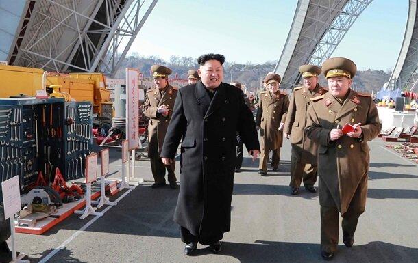 КНДР пригрозила війною Кореї