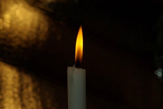 свеча умер смерть
