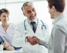 медик и пациент