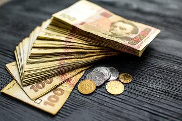 деньги, гривны