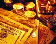 богатство деньги доллар золото