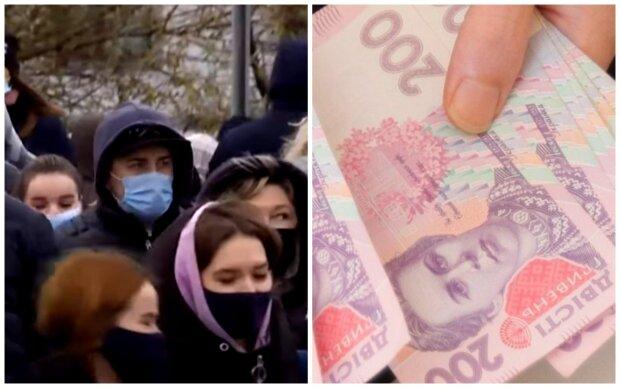зарплати, українці, гроші