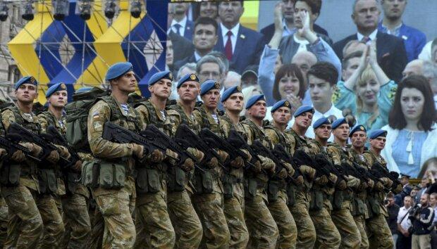 день независимости парад, военные