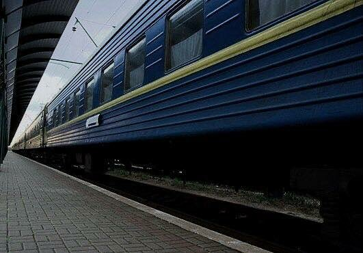«Жесть!»: поезд с зараженными прибыл в Киев, никого не выпускают, кадры от очевидцев