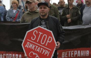 Новый кандидат в нардепы на Черкасщине – ветеран, которого посадили за акцию против власти