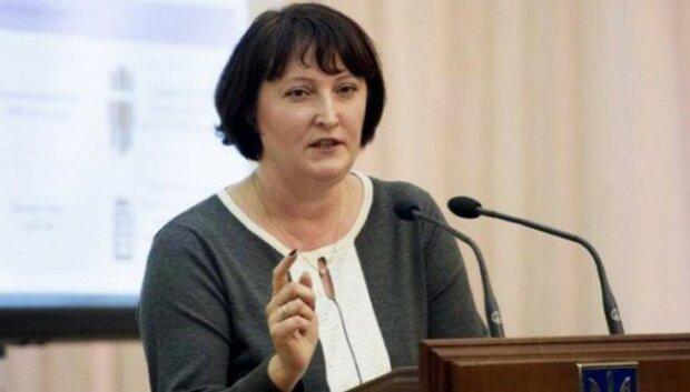 Наталья Корчак НАПК