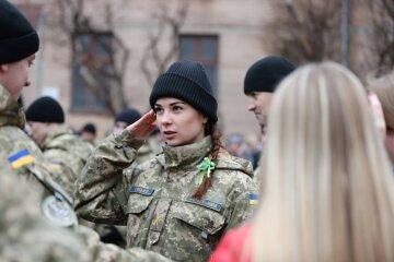 военные-женщины