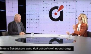 Ця влада, хто б що не говорив, але вона дала бій російській пропаганді, - Голомша
