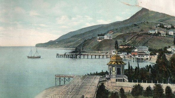 Редкие снимки Крыма в 19 веке