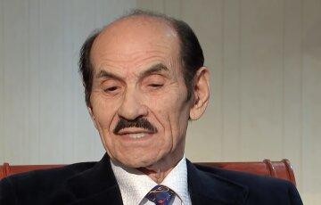 """90-летний Чапкис рассказал о тяжелых последствиях болезни и заточении: """"Не выпускали..."""""""