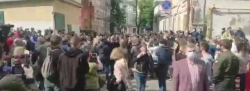 Взрывы гремят в центре Киева, улицы в дыму: срочное заявление СБУ и кадры