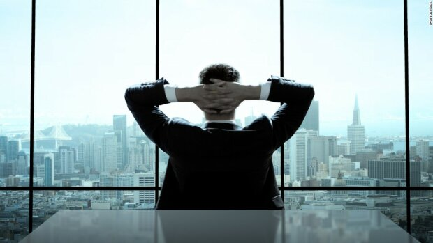 бизнесмен, мужчина, офис