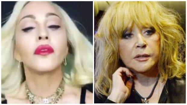 """Мадонна в кружевах наконец показала результаты пластики, Пугачевой и не снилось: """"Тело, как у 20-летней"""""""