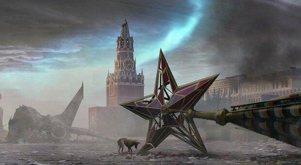 Кремль, руины Кремля