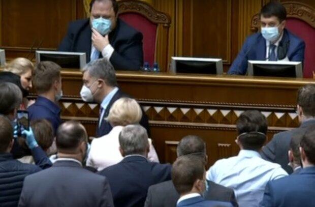 Порошенко пошел против мнения своей партии в Раде: кто еще в списке недовольных