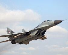 истребитель четвертого поколения МиГ-29