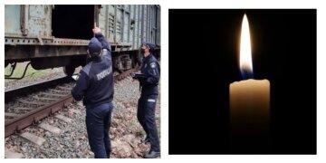 Не среагировал на поезд: трагедия случилась на ж/д станции в Харьковской области