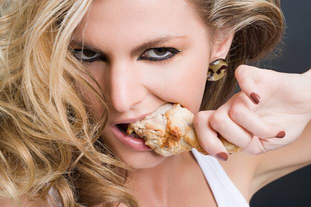 мясо, питание
