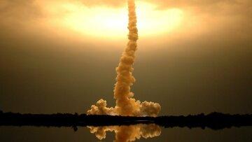 ракета пуск