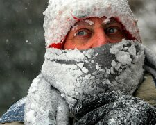 зима холод мороз