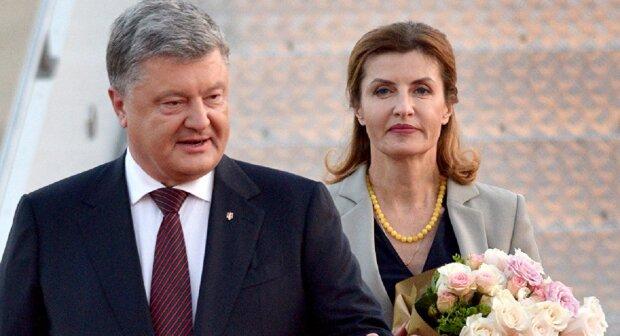 Петр Порошенко, Марина Порошенко, жена