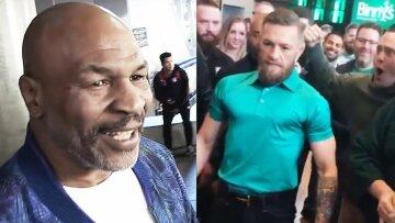 """Бой Тайсон-Макгрегор: легендарный боксер готов """"надрать зад"""" ирландцу"""