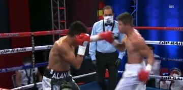 """Боксер """"уложил спать"""" соперника уже в третьем раунде, видео: претендент на нокаут года"""