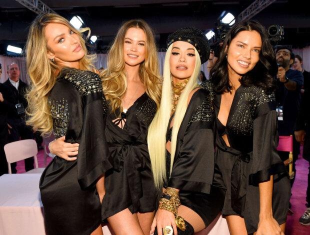 Victoria's Secret, кэндис свейнпол, виктория сикрет, виктория секрет