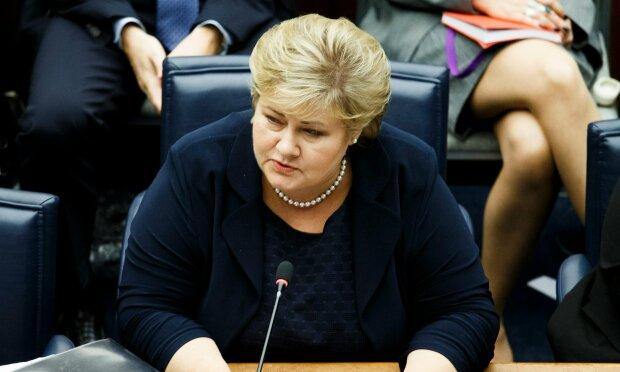 Эрна Сульберг, премьер Норвегии