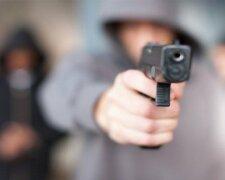 стрельба, оружие