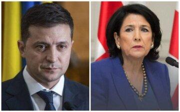 """Конфликт Украины и Грузии достиг предела, срочное заявление президента: """"Разойдутся пути"""""""