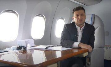 """Самолет с Зеленским едва не рухнул во время полета, детали ЧП: """"Не могли нормально приземлиться"""""""