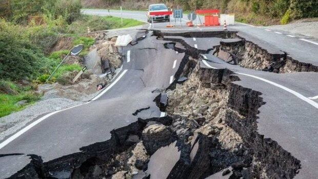 землетрясение, катастрофа