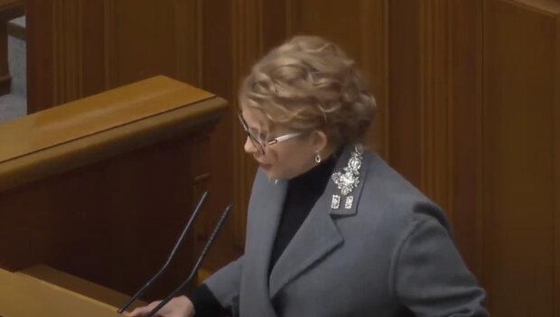 """""""Тюнінг не дозволяє?"""": помолоділу Тимошенко спіймали за недозволеною поведінкою в Раді, фото"""