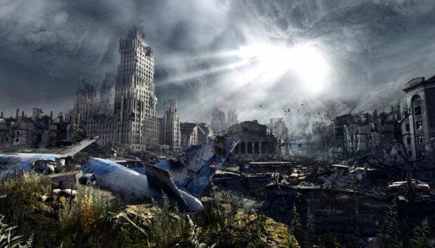 Ученые показали, как выглядит конец света (видео)