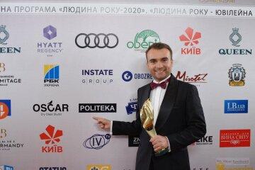 Ведущий «Politeka.Online» стал победителем программы «Человек года-2020»