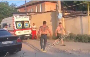 В Одессе изрезали пластического хирурга: появилось видео драки