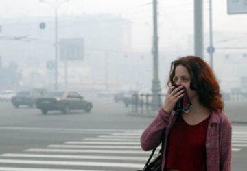 Воздух смог киев